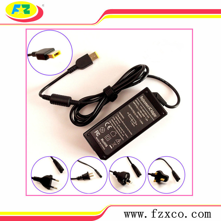 20V 3.25A 65W Lenovo Laptop Adapter Charger